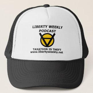 Los impuestos semanales de la libertad oficial son gorra de camionero