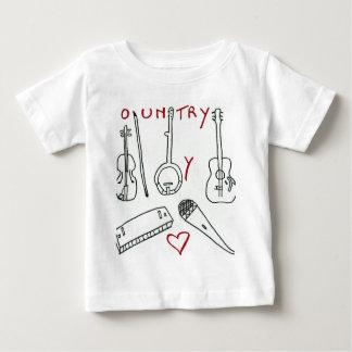 Los INSTRUMENTOS de la MÚSICA COUNTRY.jpg Camiseta