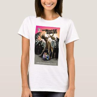 Los jinetes #1 de los alces camiseta