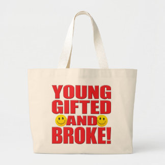 Los jóvenes rompieron vida bolsas de mano