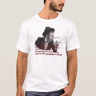Los judíos, y no son camiseta básica
