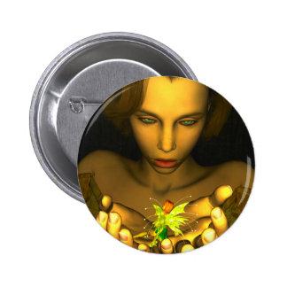 Los KRW Behold el botón del arte de la fantasía