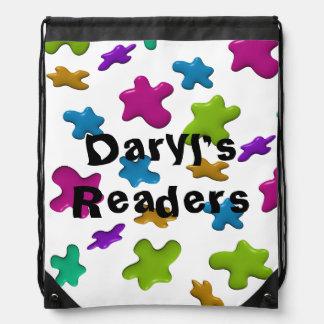 Los lectores de Daryl Mochila