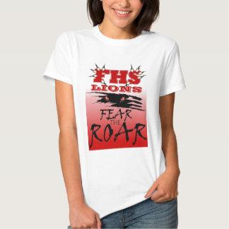 Los leones de FHS temen el rugido Camisas