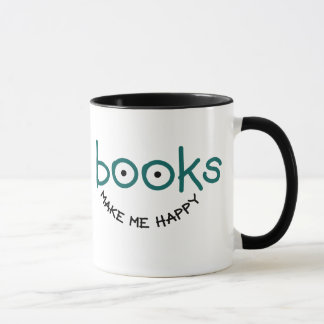 Los libros me hacen feliz