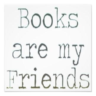 Los libros son mis amigos arte fotografico