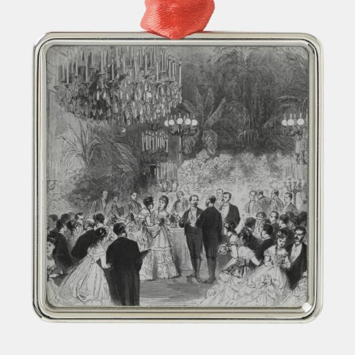 Los lunes de la emperatriz Eugenie en Ornaments Para Arbol De Navidad