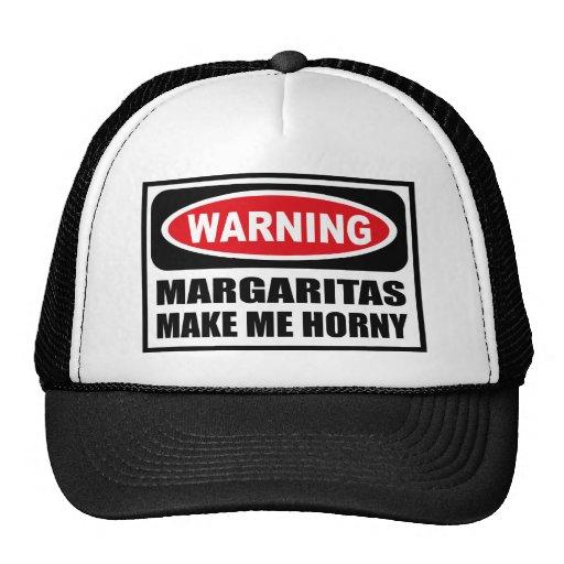 Los MARGARITAS amonestadores ME HACEN el gorra CÓR