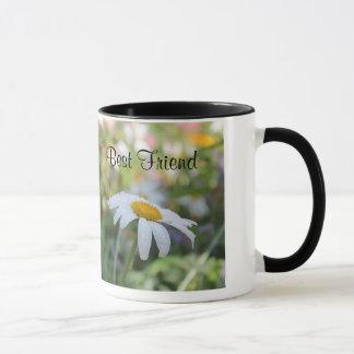 Los mejores amigos saben toda su taza de café de