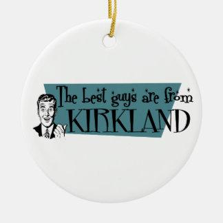 Los mejores individuos son de Kirkland Adorno Redondo De Cerámica