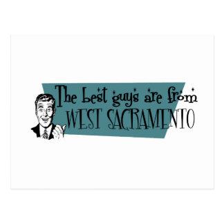 Los mejores individuos son de Sacramento del oeste Postal