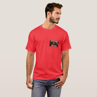 los memes son camisetas rojas suaves reales