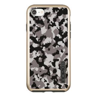 Los militares camuflan el modelo el | Camo gris Funda DualPro Shine De Incipio Para iPhone 7