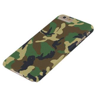Los militares camuflan el modelo funda de iPhone 6 plus barely there