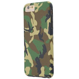 Los militares camuflan el modelo funda de iPhone 6 plus tough