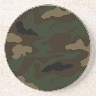 los militares camuflan el modelo posavasos de arenisca