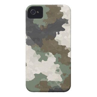 Los militares camuflan Case-Mate iPhone 4 cárcasa