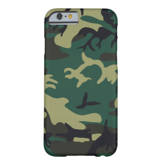 Los militares camuflan funda para iPhone 6 barely there