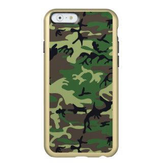 Los militares camuflan funda para iPhone 6 plus incipio feather shine