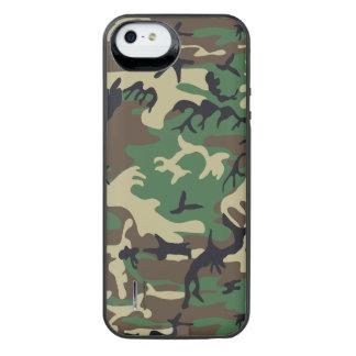 Los militares camuflan funda power gallery™ para iPhone 5 de uncommon