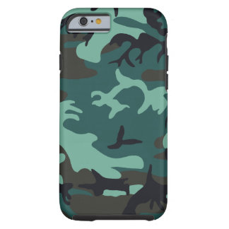 Los militares camuflan funda resistente iPhone 6
