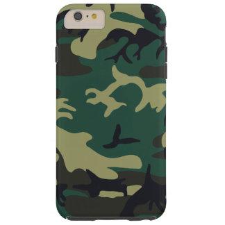 Los militares camuflan funda resistente iPhone 6 plus