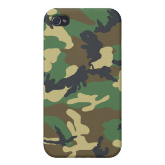 Los militares camuflan iPhone 4 cárcasas
