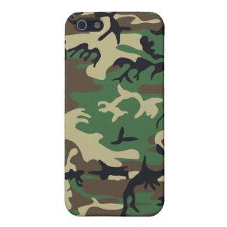 Los militares camuflan iPhone 5 protector