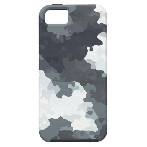 Los militares camuflan urbano iPhone 5 carcasa