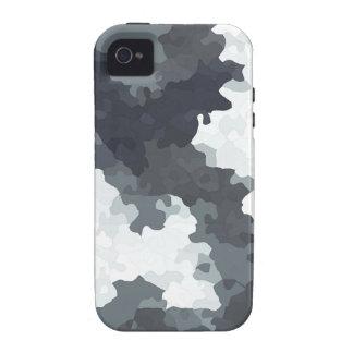 Los militares camuflan urbano iPhone 4/4S carcasas