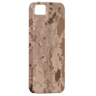 Los militares de Digitaces del desierto camuflan Funda Para iPhone SE/5/5s