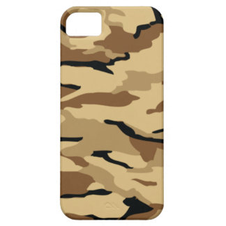 Los militares de la arena del desierto camuflan iPhone 5 funda