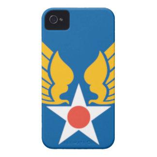 Los militares del cuerpo de aire simbolizan Case-Mate iPhone 4 protectores