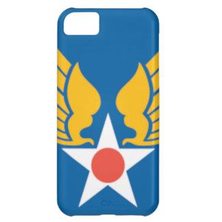 Los militares del cuerpo de aire simbolizan