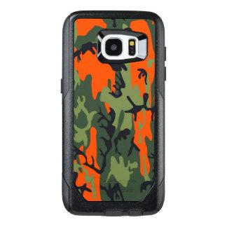 Los militares del ejército de Como del camuflaje Funda OtterBox Para Samsung Galaxy S7 Edge