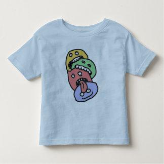 Los monstruos mascan camiseta