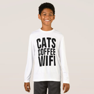 Los MUCHACHOS embroman las camisetas del CAT, CAFÉ