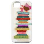 Los muchos libros de la vida iPhone 5 cárcasas