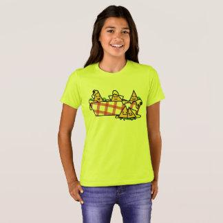 Los Nachos derritieron los microprocesadores de Camiseta