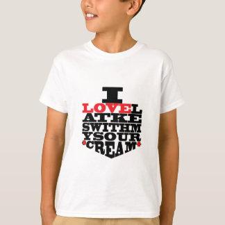 "Los niños de la camiseta de Jánuca ""amo los Latkes"