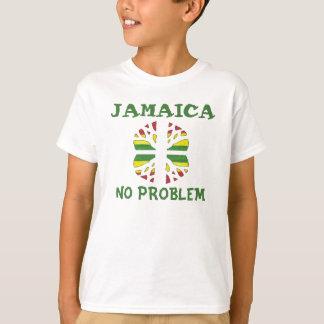 Los niños Ital arraigan la camiseta del reggae