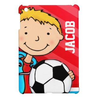 Los niños nombran al muchacho del fútbol/del