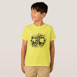 Los niños se oponen a la camiseta ligera
