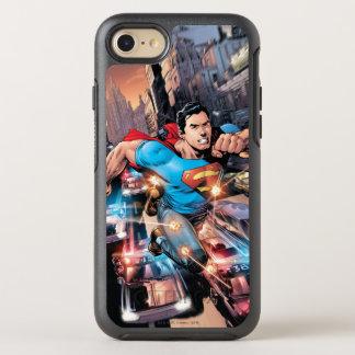 Los nuevos 52 - superhombre #1 2 funda OtterBox symmetry para iPhone 8/7