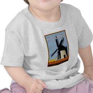 los Países Bajos Camisetas