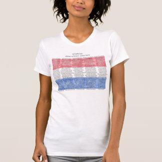 los Países Bajos Camiseta
