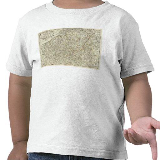 Los Países Bajos católicos Camisetas