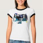 Los paneles cómicos de Jessica Jones Camisetas
