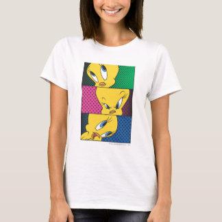 Los paneles cómicos de Tweety Camiseta