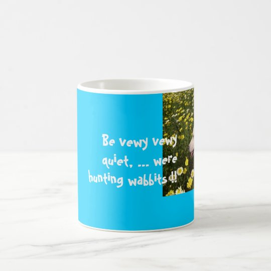 los perros florecen, sean tranquilidad vewy vewy,… taza de café